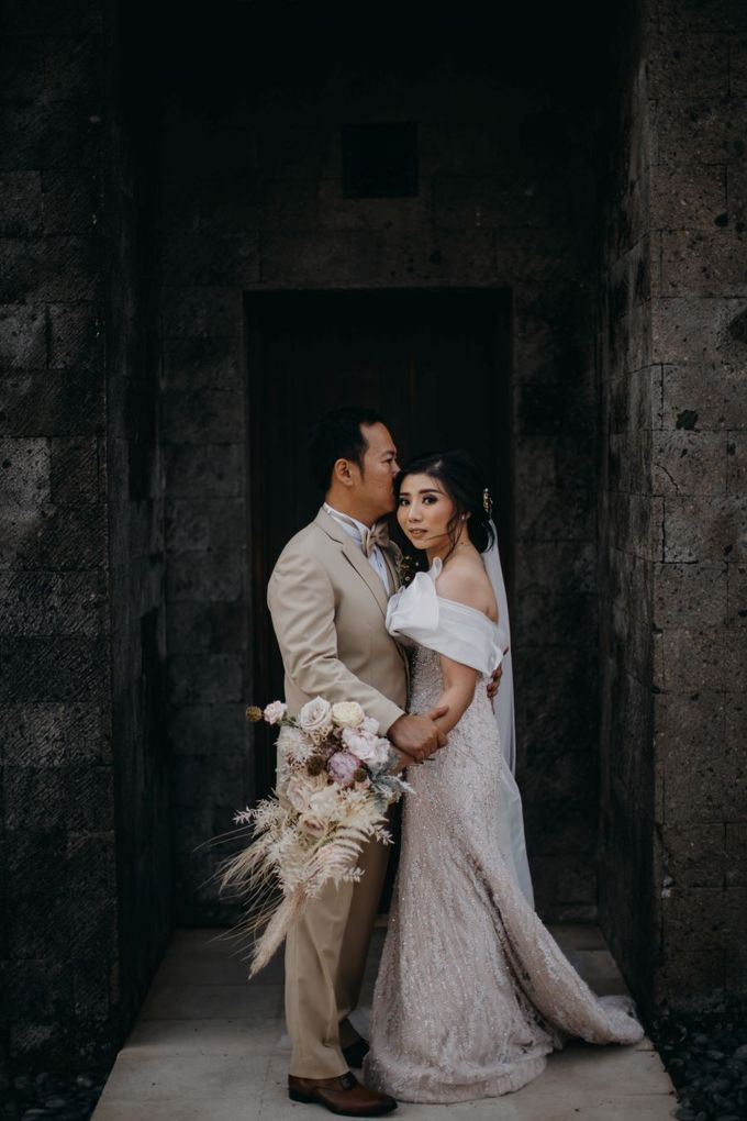 Eldon and Ivana Wedding on 14th December 2019 by The edge - 030