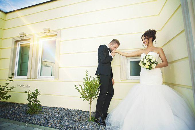 Nora & Gentian Wedding by Norik Uka Photography - 017