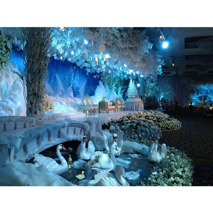 Frozen swanlake by Suryanto Decoration - 001