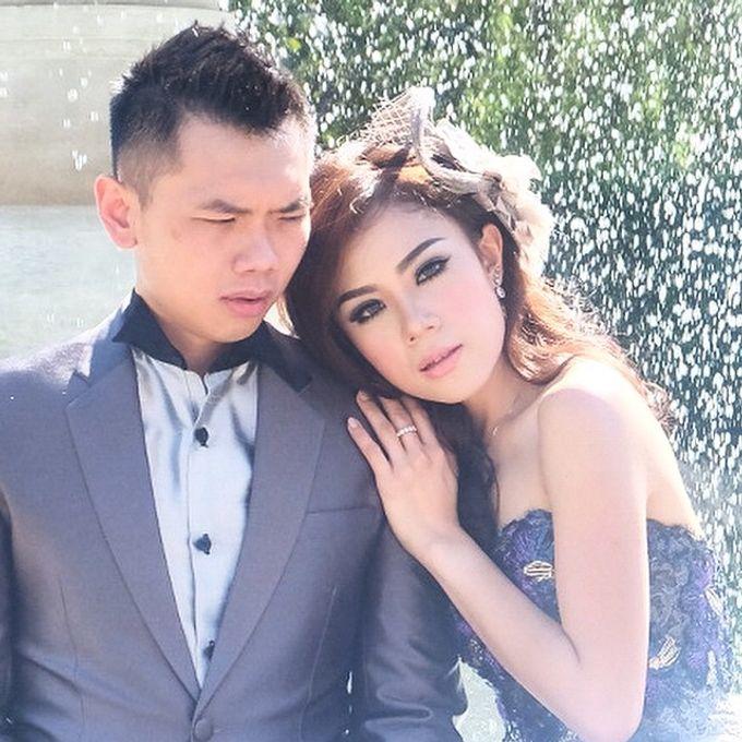 Prewedding Photoshoot by Fedya Make Up Artist - 021