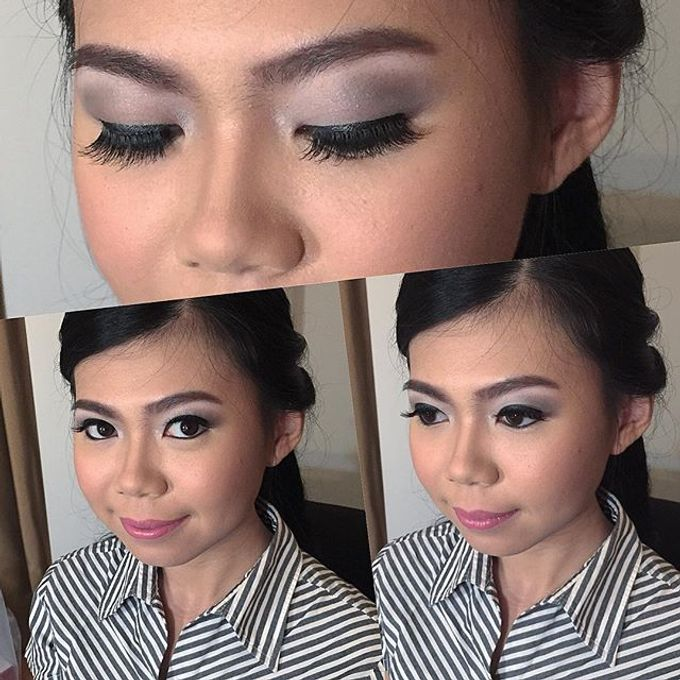 Bridesmaid Makeup 1 by Troy Makeup Artist - 006