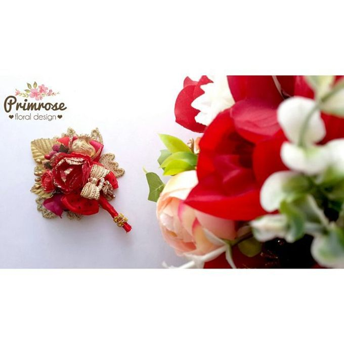 Boutonniere & Corsage by Primrose Floral Design - 007