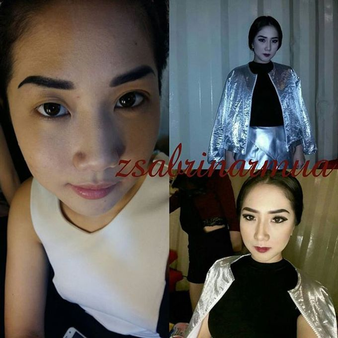 Before after by zsabrinar Makeupartis - 028