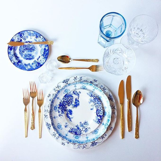 Tabletop Goodies by The Vintage Laundry - 014