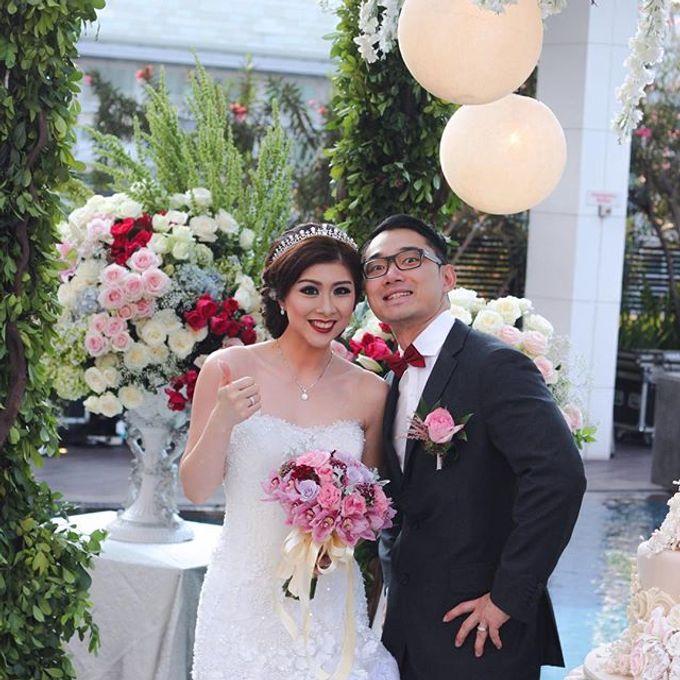 Wedding at Mandarin Oriental by Blooming Elise Flowers - 001