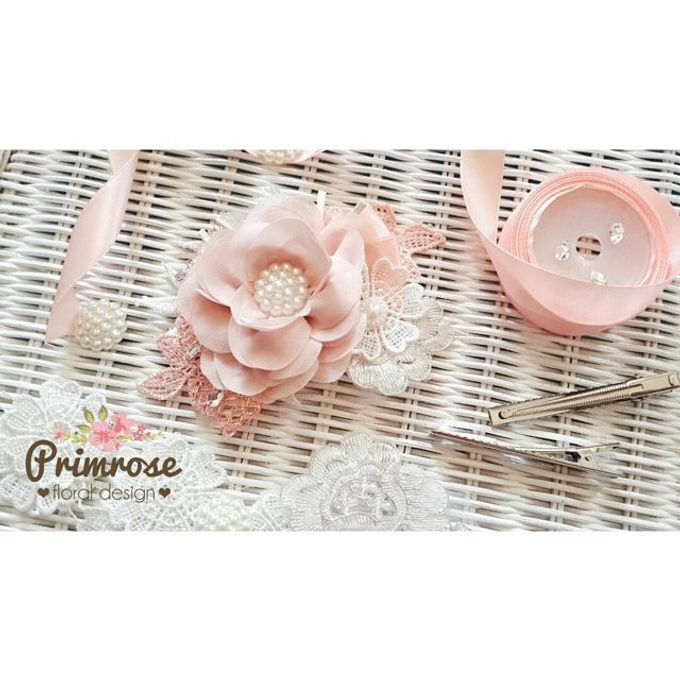 Wedding Accessories by Primrose Floral Design - 017