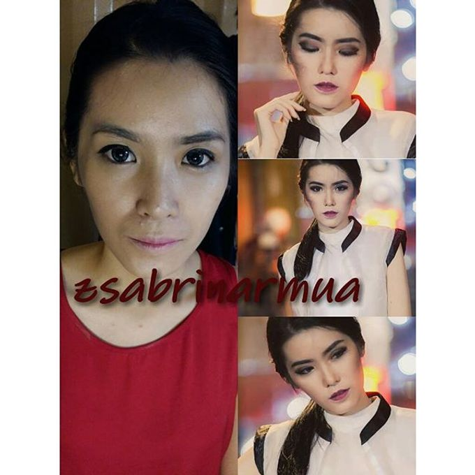 Before after by zsabrinar Makeupartis - 024