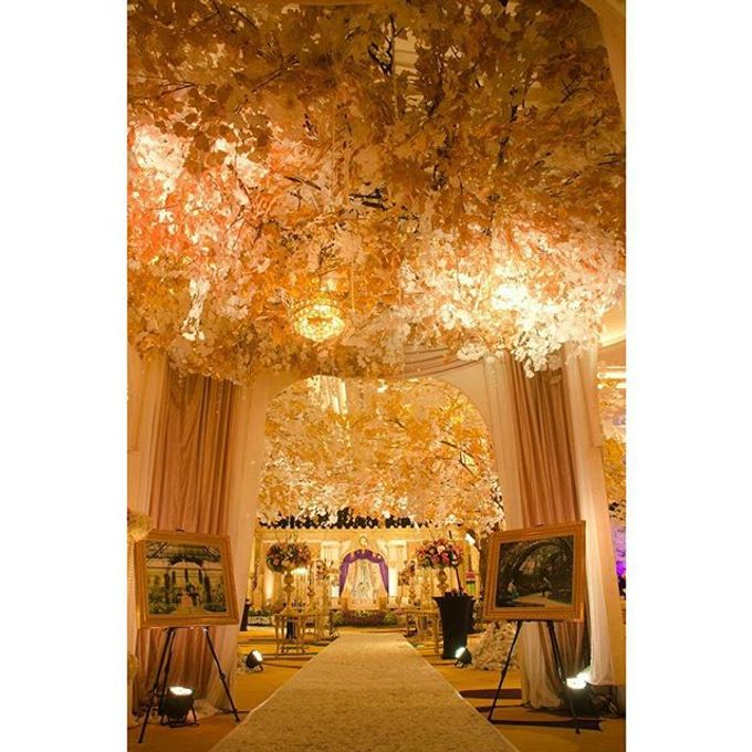 Padang Modern of Nova and Ical by Watie Iskandar Wedding Decoration & Organizer - 005