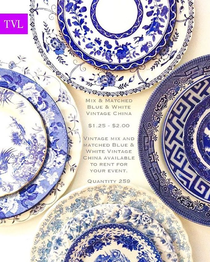 Tabletop Goodies by The Vintage Laundry - 005