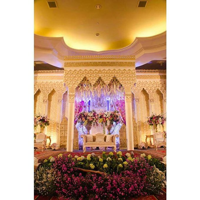 Tyo And Tara Wedding by Watie Iskandar Wedding Decoration & Organizer - 008