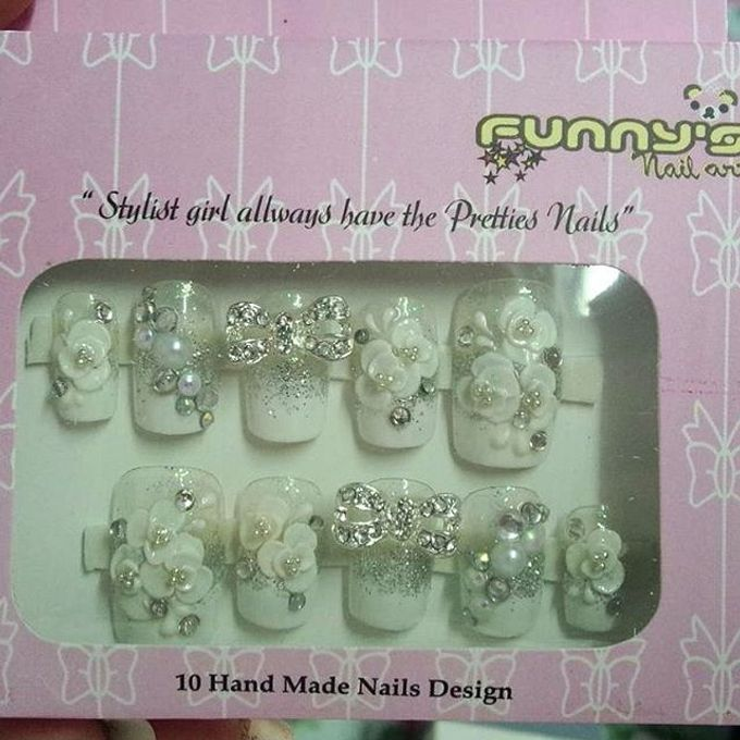 Sept- Oct by Funny's Nail art - 024