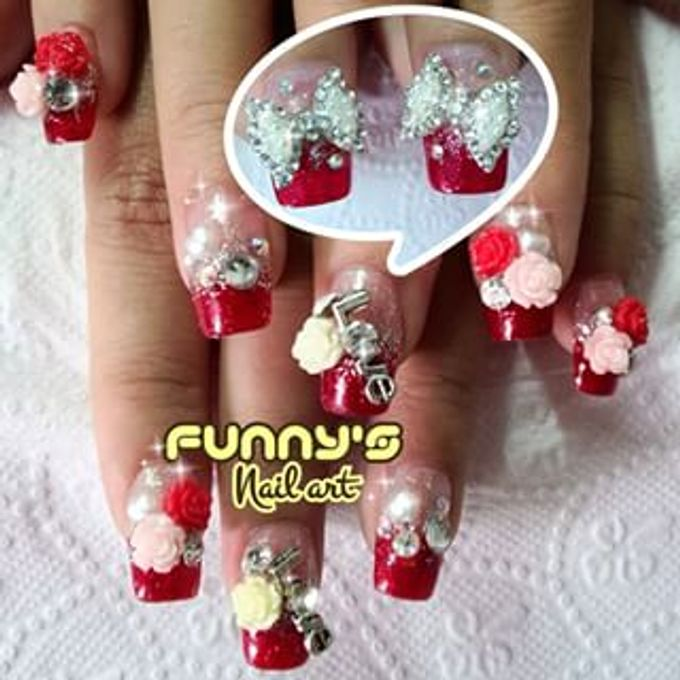AUGUST by Funny's Nail art - 015