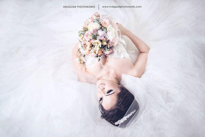 prewedding studio teaser by ricky and nina by VERONIKA VIDYANITA - 007