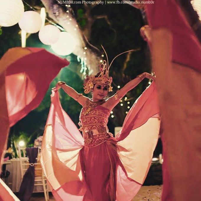 Balinese Dances by Bali Wedding Entertainment - 005