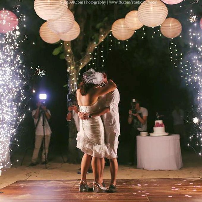 PYROTECHNIC by Bali Wedding Entertainment - 004