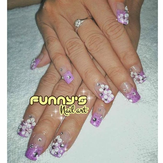 Sept- Oct by Funny's Nail art - 003