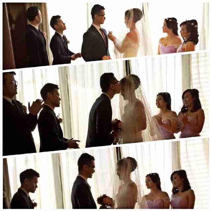 Djeffri & Steffanny Wedding by Blooming Elise Flowers - 003