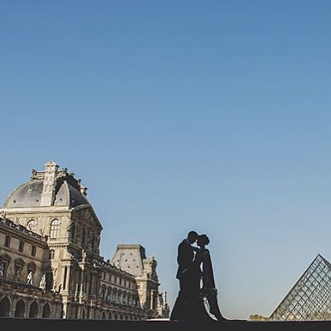 An overview of our weddings and events. by Luxe Paris Events - 032