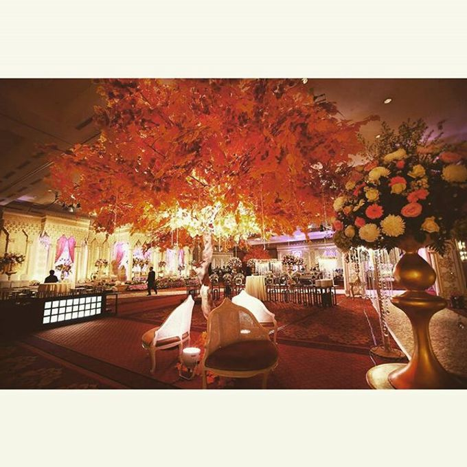 Tyo And Tara Wedding by Watie Iskandar Wedding Decoration & Organizer - 006