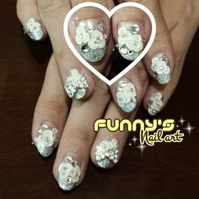 Sept- Oct by Funny's Nail art - 027