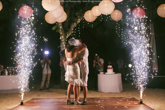 PYROTECHNIC by Bali Wedding Entertainment - 005