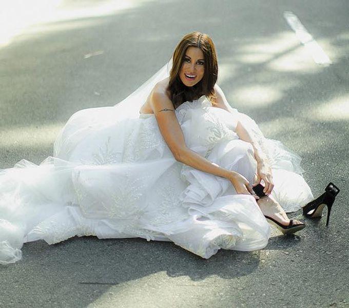 GAB & TRICIA WEDDING by Xeng Zulueta Makeup Services - 002