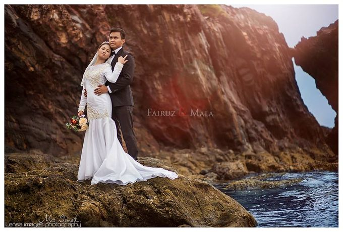 Wedding Outdoor by Lensa Images - 004