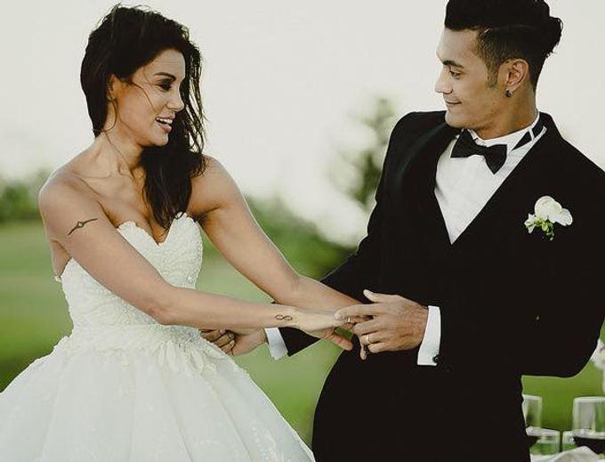 GAB & TRICIA WEDDING by Xeng Zulueta Makeup Services - 004