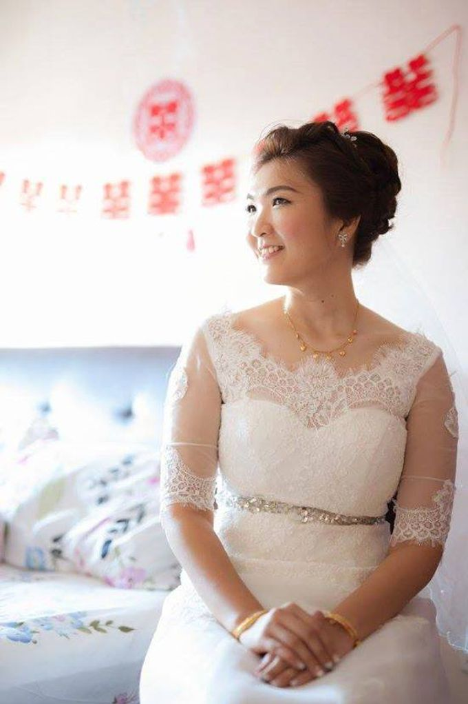 ALLY CHOONG BRIDAL MAKE UP & HAIR STYLING by Ally Choong . Make Over - 016