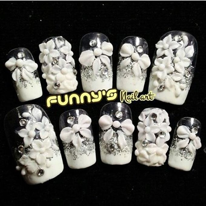 Sept- Oct by Funny's Nail art - 019