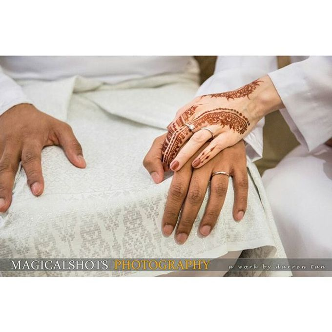 Bridal Henna - Arabic by Nakreze Mehndi - 019