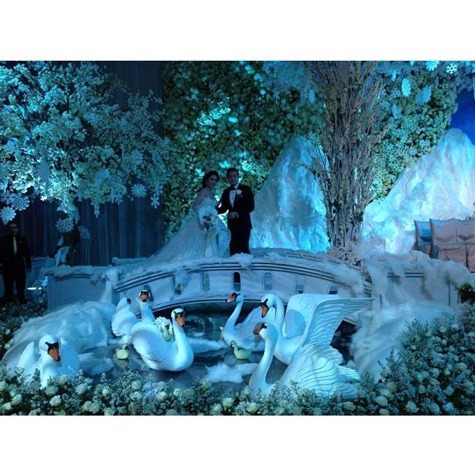 Frozen swanlake by Suryanto Decoration - 002