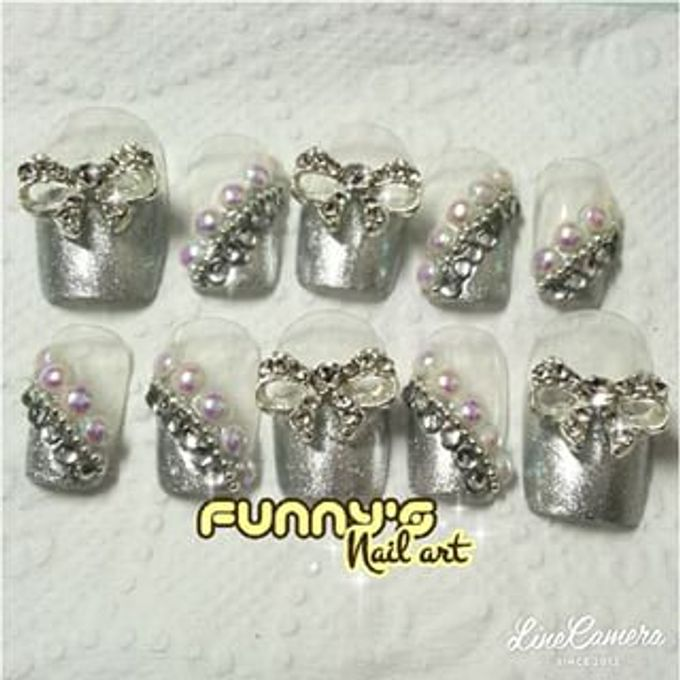 AUGUST by Funny's Nail art - 016