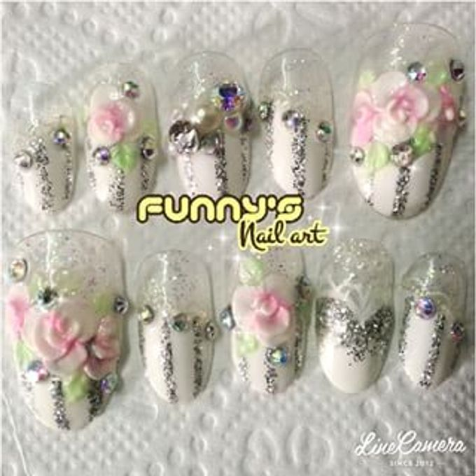 AUGUST by Funny's Nail art - 017