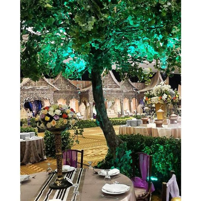 Padang Kampoeng by Watie Iskandar Wedding Decoration & Organizer - 008