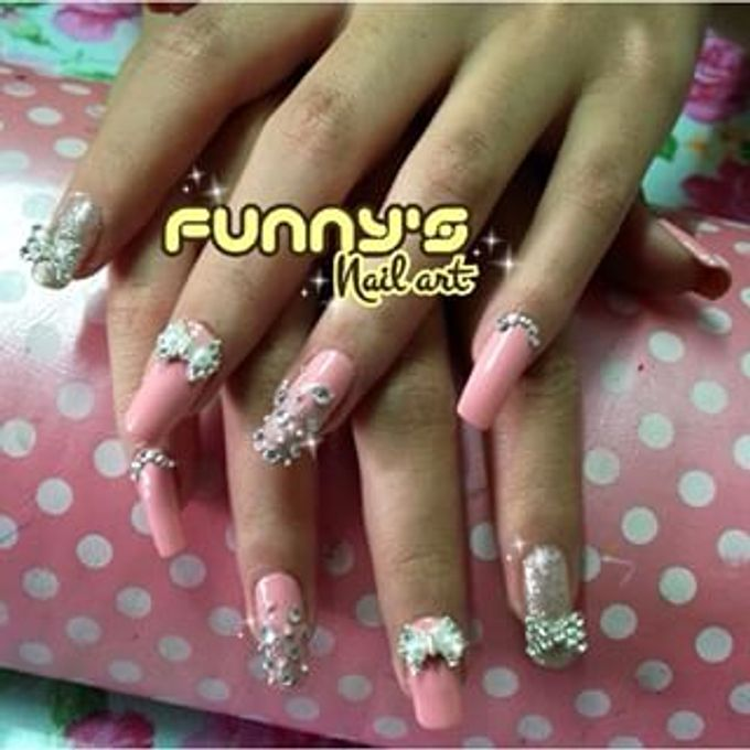 AUGUST by Funny's Nail art - 018