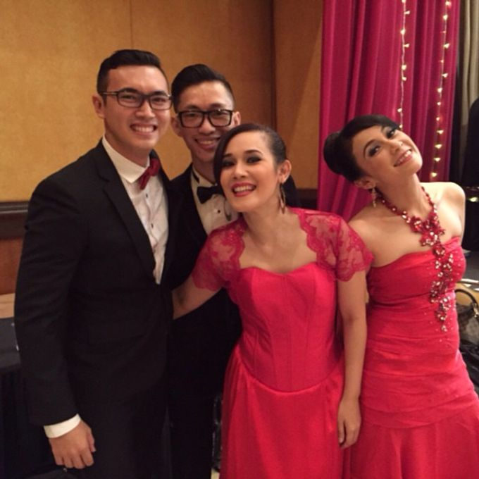The Wedding of Hendra and Ita by Nelson Music Entertainment - 003