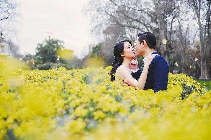 Melbourne E-session of Evan and Carolina by Marble Pixel - 005