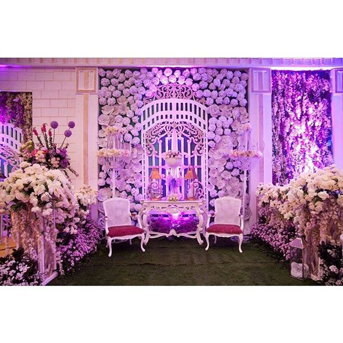 Padang Modern of Nova and Ical by Watie Iskandar Wedding Decoration & Organizer - 007