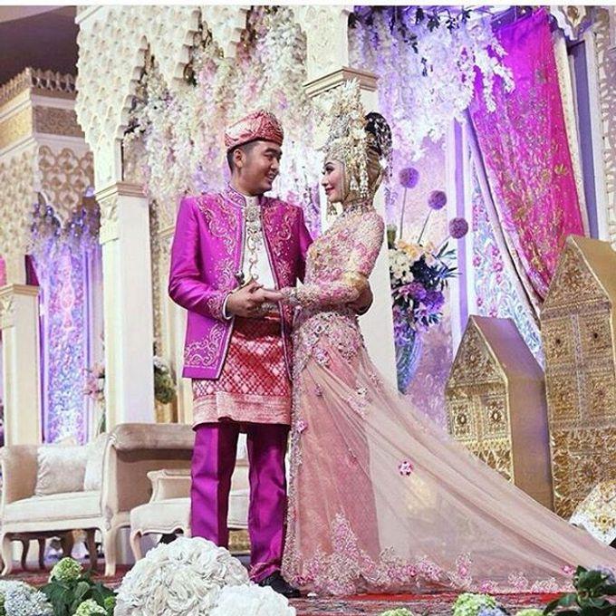 Tyo And Tara Wedding by Watie Iskandar Wedding Decoration & Organizer - 004