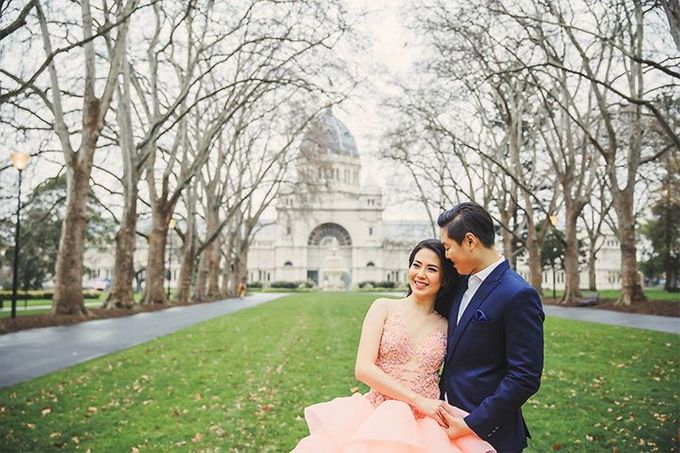 Melbourne E-session of Evan and Carolina by Marble Pixel - 003