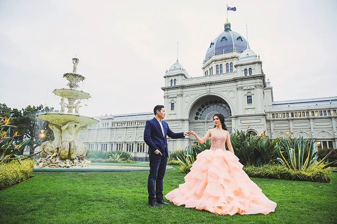 Melbourne E-session of Evan and Carolina by Marble Pixel - 001