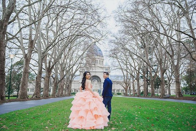 Melbourne E-session of Evan and Carolina by Marble Pixel - 004
