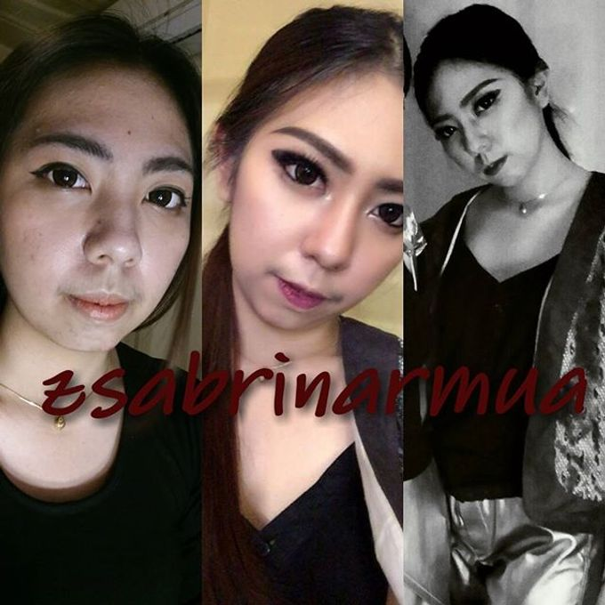 Before after by zsabrinar Makeupartis - 025