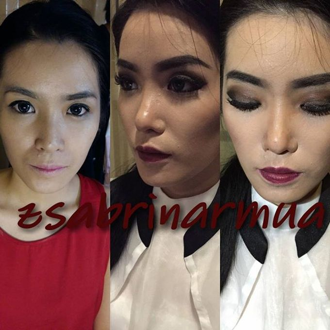 Before after by zsabrinar Makeupartis - 026