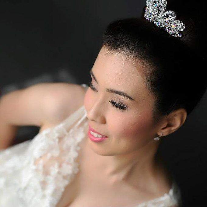 Bridal Make Up by Orlan lopez - 003