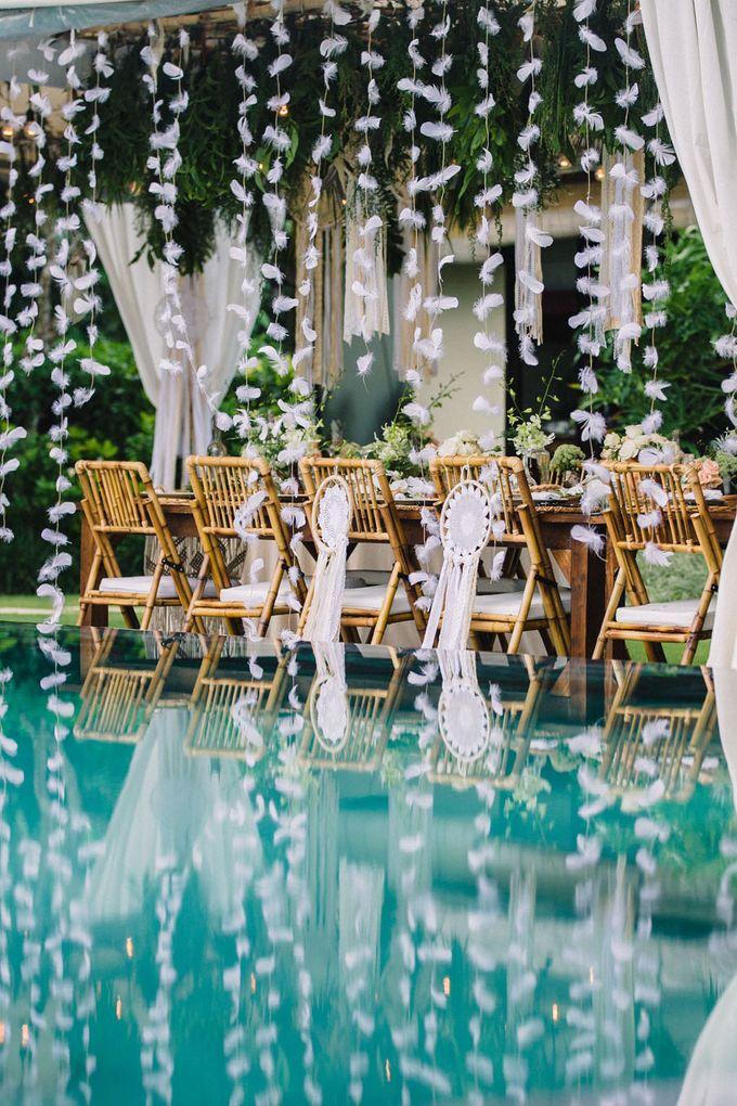 Catch Your Dreams Boho Wedding by Hari Indah Wedding Planning & Design - 032