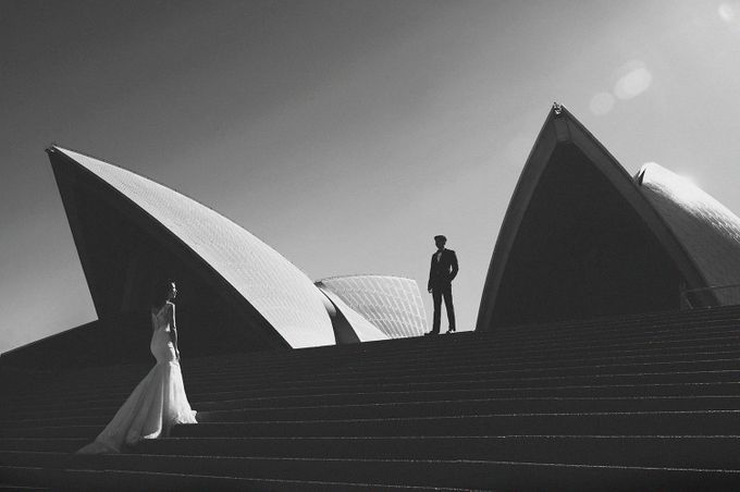 Pre-wedding by Derrick Ong Photography - 001