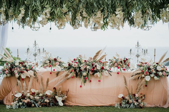 Wedding Kevin & Paulina by Bali Izatta Wedding Planner & Wedding Florist Decorator - 006