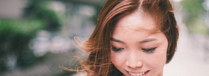 Pre-Wed - Jiunn Lee by CELESTE NGAN makeup - 004